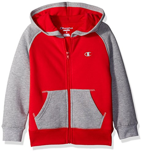 Zip Front Boys Sweatshirt - 4