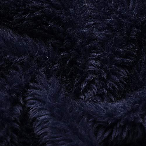 Femme Bleu 1 Sans ropa Manche Strir Manteau wq4p1Inz