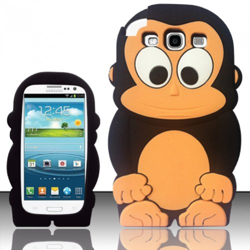 Monkey samsung galaxy s3 case