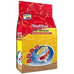 TetraPond 16486 Koi Vibrance Floating Pond Sticks, 5.18-Pound, 15-Liter
