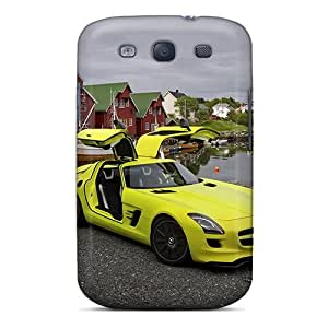 Case Cover E Cell Sls Amg/ Fashionable Case For Galaxy S3 by icecream design