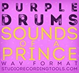 Software : Prince Drums Sounds of a Prince Wav Format Samples CD