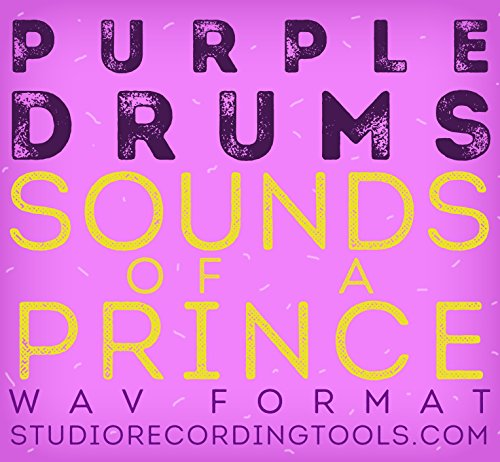 Propellerhead Reason Drum Kits - Prince Drums Sounds of a Prince Wav Format Samples CD