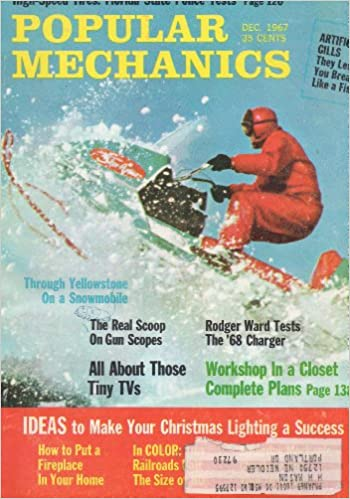 popular mechanics snowmobile plans