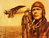 Charles Lindbergh 24X36 New Printed Poster Rare #TNW563846