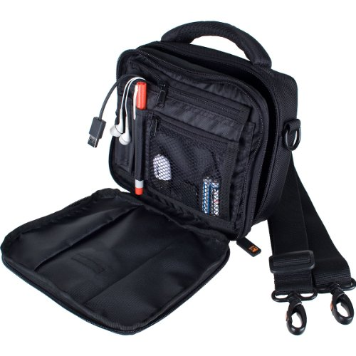 (Protec Portable Audio Recorder Case with Adjustable Walls and Rain Jacket)