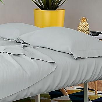 Amazon Com Twin Sleeper Sofa Bed Sheet Set White 200