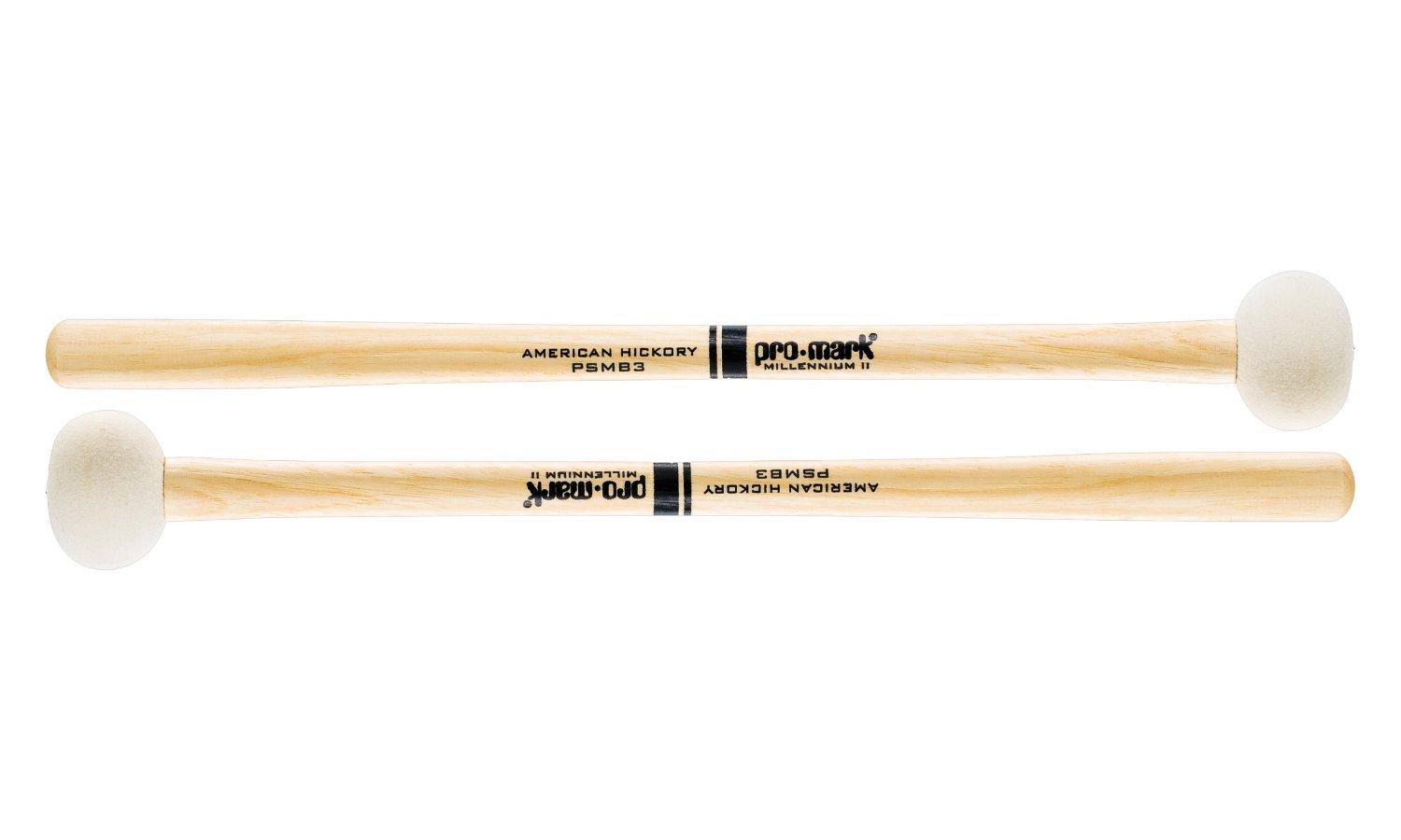 Promark PSMB3 Performer Series Bass Drum Mallet by Promark (Image #1)