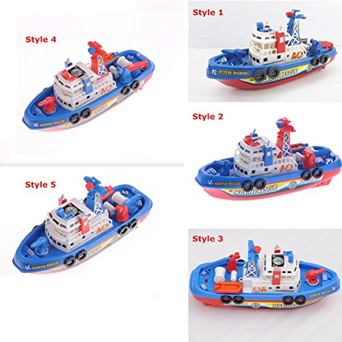 Rescue Fireboat - 9