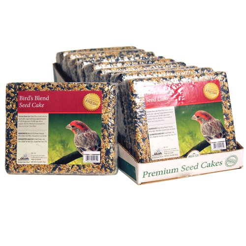 Heath Outdoor Products SC-31 2-Pound Birds Blend Seed Cake, (Bird Cakes)