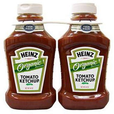 (Heinz Organic Tomato Ketchup (44 oz. bottles, 2 pk.))