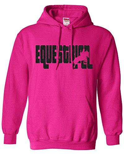 Equestrian Womens Sweatshirt - 9