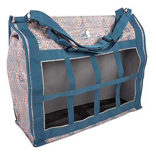 (Classic Equine Adjustable Strap Horse Top Load Hey Bag Sundance )