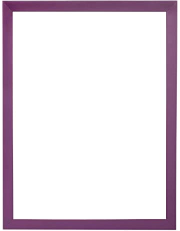 883c45ad23c Rainbow Colour Range Picture Photo Poster frame with a High Clarity Styrene  Shatterproof Perspex