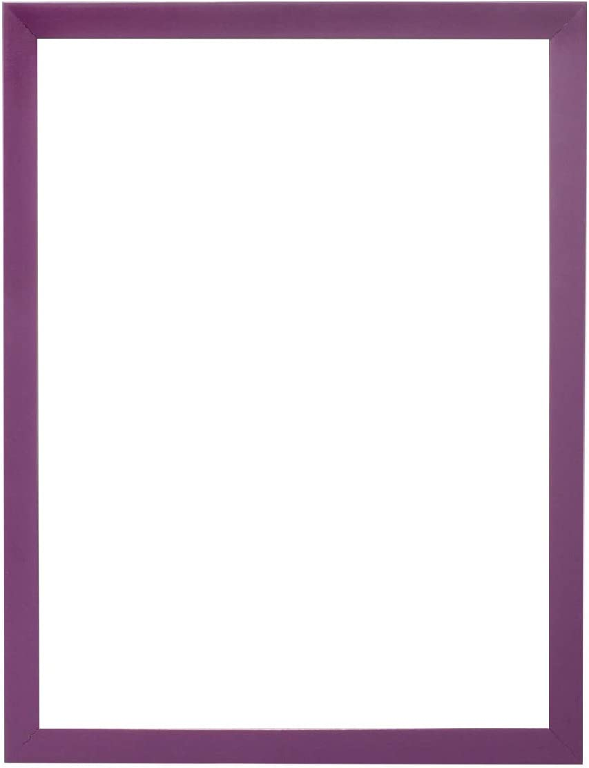 With an MDF backing board Rainbow Colour Range Picture//Photo//Poster frame Ready to hang With a High Clarity Styrene Shatterproof Perspex Sheet Black Gloss 16 x 12