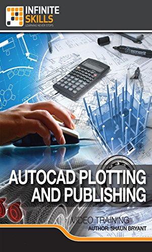 AutoCAD - Plotting And Publishing - Training DVD