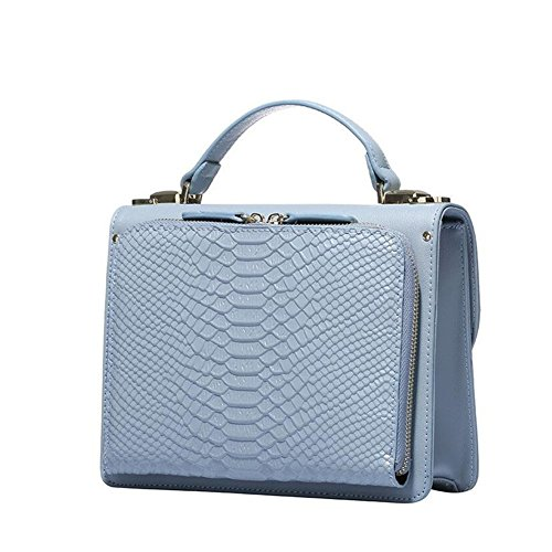 Minkoffo 2016 Women's Leather Snake Print Fashion Leather Handbags Hand Shoulder Messenger (c2)packet