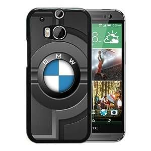 Attractive Case BMW 6 HTC ONE M8 Case in Black by icecream design
