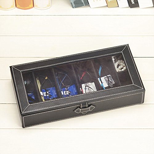 TRE Cortical eyeglasses storage box/ sorting/ leather sunglasses/ sunglasses showcase/ collection - Colours Eyeglasses Collection