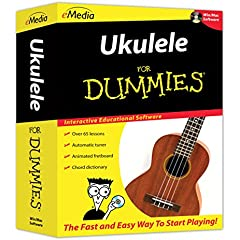 eMedia ships new Ukulele For Dummies Lesson Software