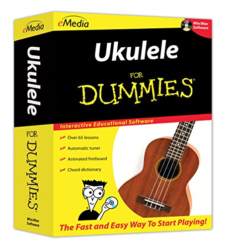 eMedia FD10161 Ukulele for Dummies