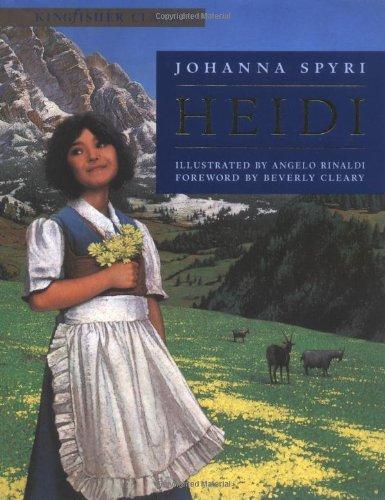 Read Online Heidi (Kingfisher Classics) PDF