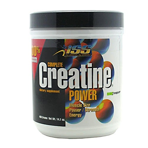 ISS Complete Creatine Power 14.1 oz (400 g)