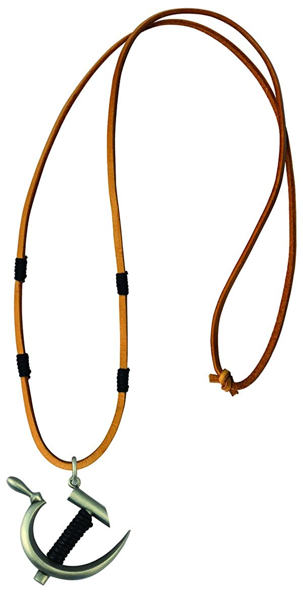 Bico Raw Revolution Pendant /& Brown Leather Necklace You Have The Means to Change RA2P6B