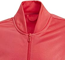 adidas Yg PES TS Chándal, Niñas, Core Pink/Black/Signal Coral ...