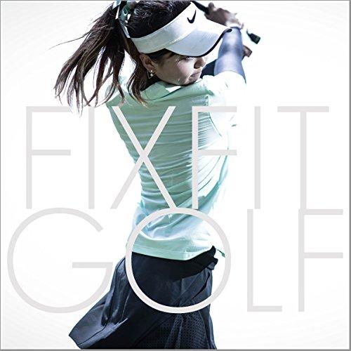 ★飛ぶゴルフで自信をつける!ドライバーやアイアンの飛距離を伸ばすコンプレッションインナー!プロが愛用する人気のウェア、服装!メンズ レディースサイズあり。ボールやクラブに合わせて体の加圧でスイングやグリップを安定。【品番:ACW-X07 FIXFIT TASUKI ※ハイネック】 Large  B010M01LO6