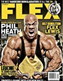 Flex Magazine April 2012 - Phil Heath - Chest training Guide