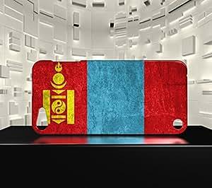 Funda Carcasa para iPod Touch 5 Bandera MONGOLIA 01