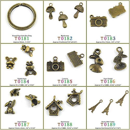 Review 420 PCS Jewelry Making