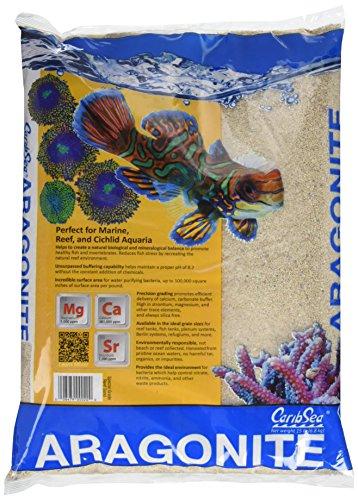 Substrate Puka Shell (Caribsea Seafloor Flamingo Reef, 15-Pound)