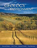 Geology and the Environment 9780495114970