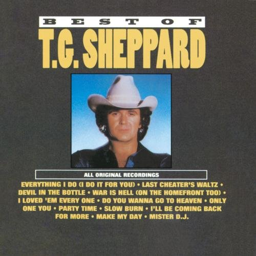 Best Of T.G. Sheppard by Sheppard, T.G.
