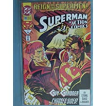 Superman #688 (July 1993, Reign of the Supermen!)