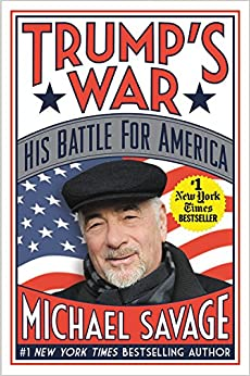 Book Trump's War: His Battle for America