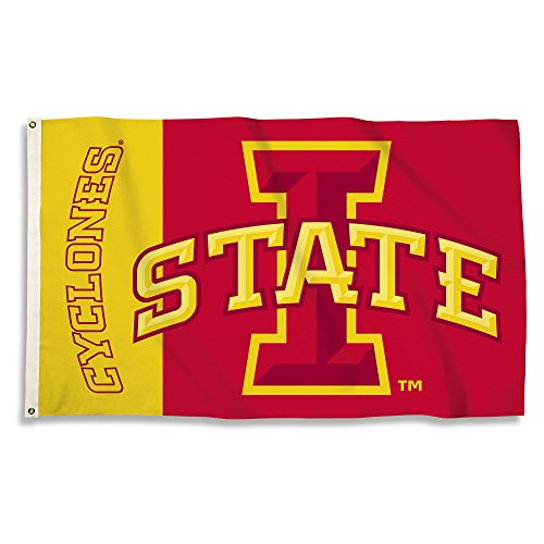 NCAA 3-by-5 Foot Flag with -