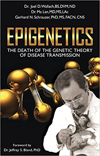 Epigenetics the death of the genetic theory of disease transmission epigenetics the death of the genetic theory of disease transmission 1st edition kindle edition fandeluxe Gallery
