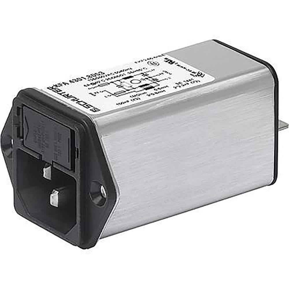 AC Power Entry Modules KEA PWR Entry MODUL W. Filter 10A M5