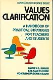 Values Clarification 9780396084709
