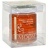 Moom Organic Hair Removal with Tea Tree Refill Jar - 12 oz- Pack of 1