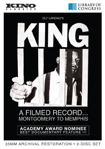 King: A Filmed Record... From Montgomery to Memphis (2-Disc Set) -  DVD, Paul Newman