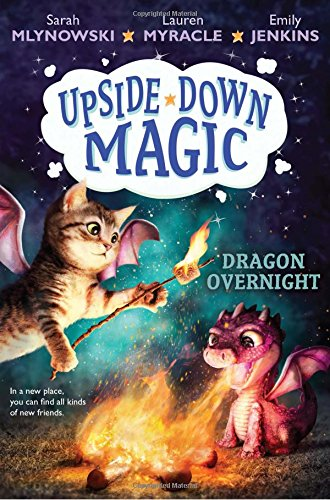 Price comparison product image Dragon Overnight (Upside-Down Magic #4)