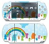 Sony PSP Slim 2000 Decal Skin - Animal Kingdom