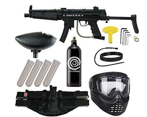 Action Village Empire Delta Epic Paintball Gun Package Kit (Delta)