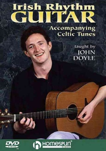 DVD : John Williams - Irish Rhythm Guitar: Accompanying Celtic Tunes [Instructional] (DVD)
