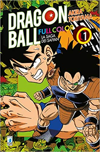 dragon ball full color  : La saga dei Saiyan. Dragon Ball full color: 1 - Akira ...