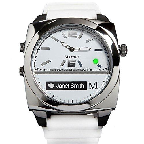 febf4b63af632 Amazon.com  Martian Victory Smartwatches with Amazon Alexa – Analog ...